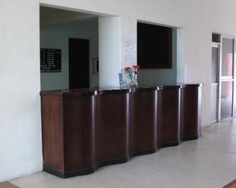 Hotel Plaza Marsol - Tecolutla - Front desk