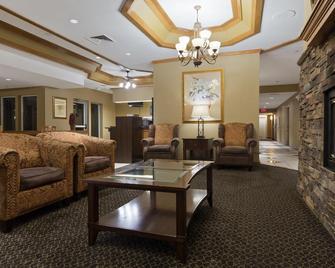 Chicago Club Inn & Suites - Westmont - Salónek