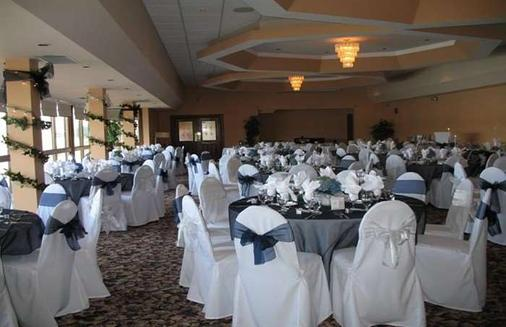 Anchor Inn And Suites - Campbell River - Banquet hall