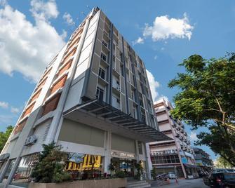 호텔 센트랄 쿠안탄 - 콴탄 - 건물