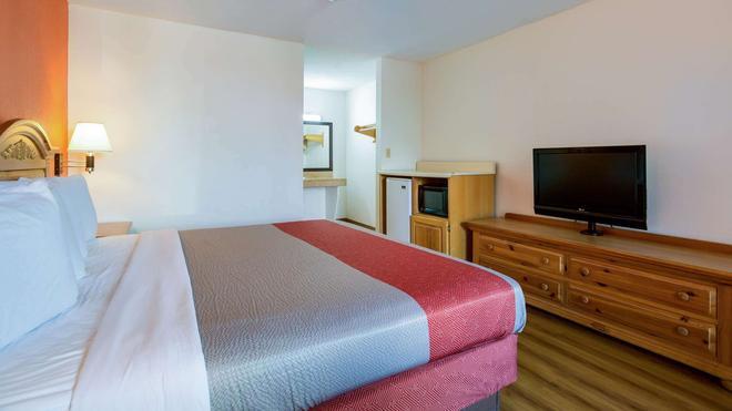 Motel 6 Clarksville Tn - Clarksville - Bedroom