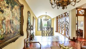 Hotel Giardino Inglese - Palermo - Tiền sảnh