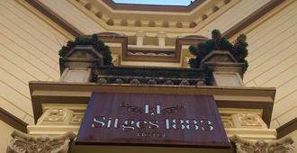 Hotel Sitges 1883 - סיטגס - בניין