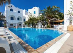 Kalma Hotel - Mesaria - Πισίνα