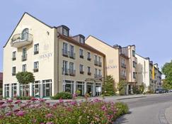 Hotel Henry - Erding - Edifício