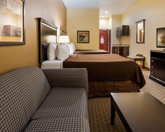 Best Western Lamesa Inn & Suites - Lamesa - Schlafzimmer