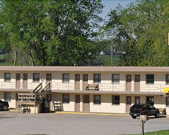 Budget Inn Motel Denison - Denison - Gebouw