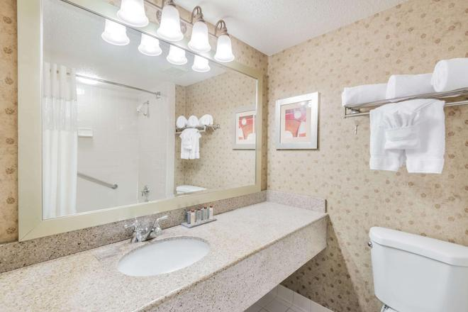 Wingate by Wyndham DFW / North Irving - Irving - Baño