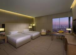 Hyatt Regency Dubai Creek Heights - Дубай - Спальня