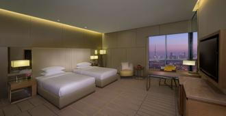 Hyatt Regency Dubai Creek Heights - Дубай - Спальня