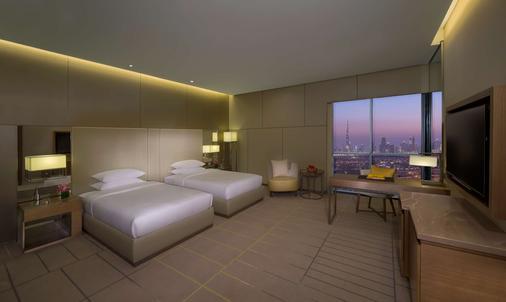 Hyatt Regency Dubai Creek Heights - Dubai - Schlafzimmer