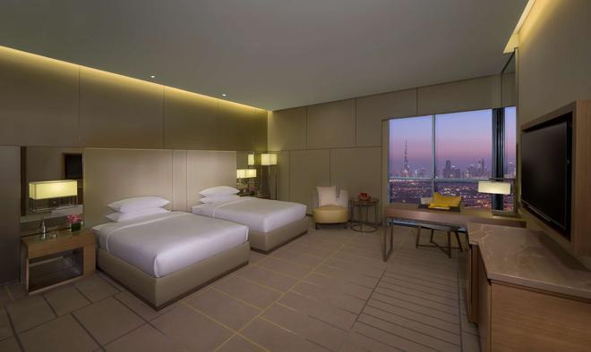 Hyatt Regency Dubai Creek Heights - Dubai - Bedroom