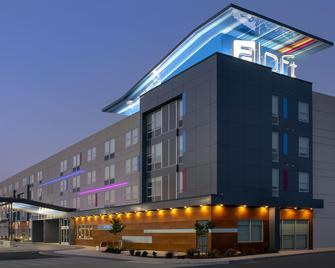 Aloft Dublin-Pleasanton - Dublin - Building