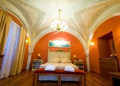 Palacio De La Magdalena Hotel - Soto del Barco - Κρεβατοκάμαρα