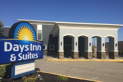 Days Inn & Suites by Wyndham Cincinnati North - Cincinnati - Rakennus