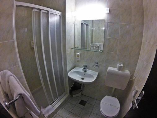 Hotel Vista - Vrsar - Bathroom