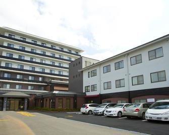 福知山サンホテル - 福知山市 - 建物