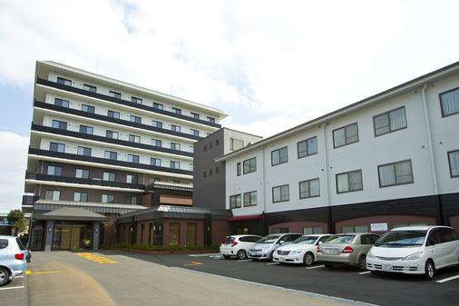 Fukuchiyama Sun Hotel - Fukuchiyama - Edificio