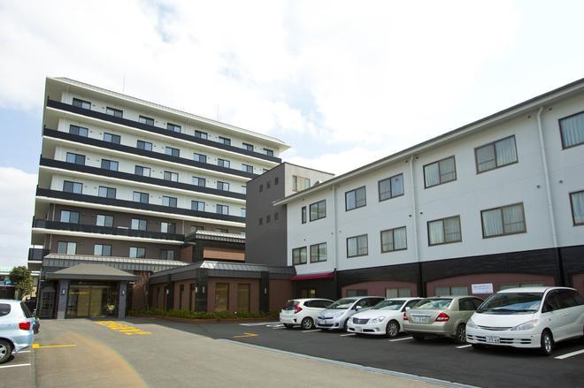 Fukuchiyama Sun Hotel - Fukuchiyama - Building