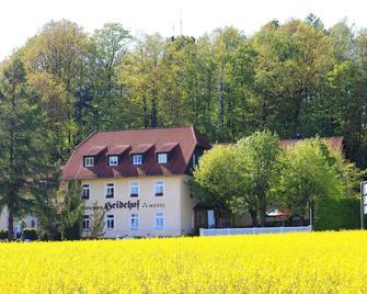 Landhaus Heidehof - Dippoldiswalde - Building