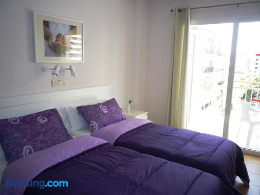 Apartamentos Turísticos Yamasol - Fuengirola - Schlafzimmer