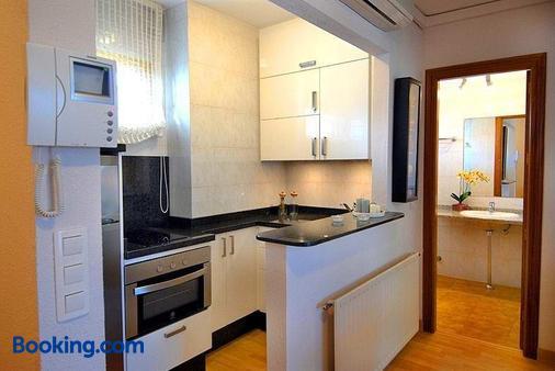Apartamentos Turísticos Yamasol - Fuengirola - Küche