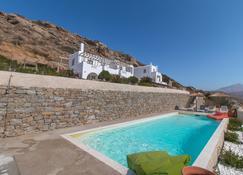 Halcyon Suites and Villas Naxos - Наксос - Басейн