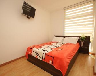 Hotel Premium Eb - Tumaco - Bedroom