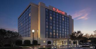 Houston Marriott South at Hobby Airport - Houston - Rakennus