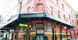 Shakespeare Hotel Surry Hills - Sydney - Gebäude