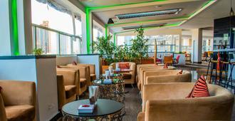 Holiday Inn DAR Es Salaam City Centre - דר א-סאלאם - מסעדה