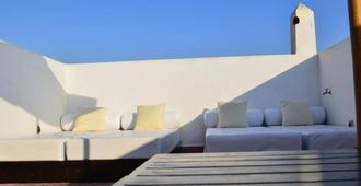 فندق تويتس - الصويرة - شرفة