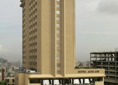 Hotel Alvalade - Luanda - Edificio