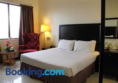 Goodhope Hotel Skudai - Johor Bahru - Phòng ngủ