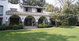 Casa de Las Conchas - Cuernavaca - Building