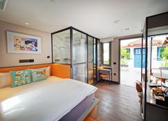 Hotel Soloha - Singapur - Schlafzimmer