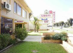 Kar Rama Motor Inn - Mildura - Rakennus
