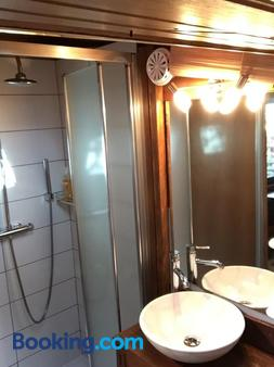 B&B Garonnella - Toulouse - Phòng tắm