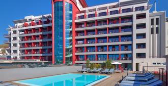 四點看法豐碑酒店 - 芳夏爾 - 豐沙爾 - 建築