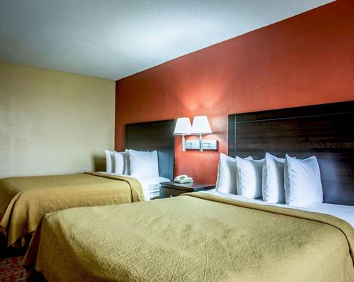 Quality Inn & Suites - Monroe - Bedroom