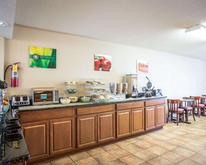 Quality Inn & Suites - Monroe - Buffet