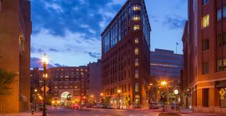 The Boxer - Boston - Outdoor view