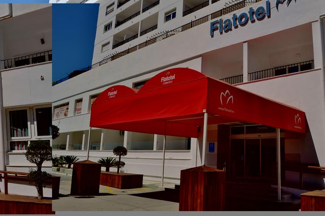 First Flatotel International - Benalmádena - Building