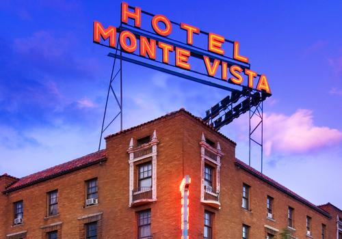 Hotel Monte Vista $111 ($̶1̶2̶8̶). Flagstaff Hotel Deals & Reviews - KAYAK