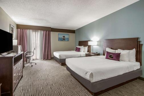 Clarion Hotel Convention Center Jackson Northwest - Jackson - Makuuhuone