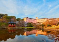コロン ホテル - キョンジュ - 屋外の景色