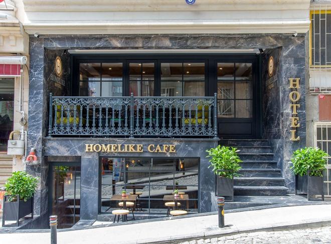 Homelike Hotel - อิสตันบูล - อาคาร