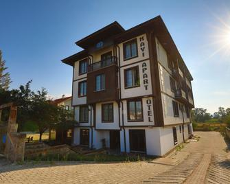 Kayi Apart Hotel - Bolu - Gebäude