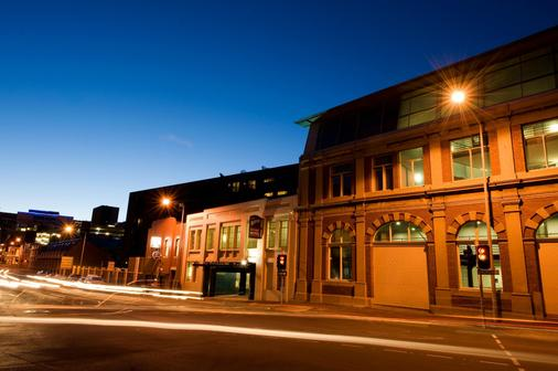 The Old Woolstore Apartment Hotel - Hobart - Rakennus