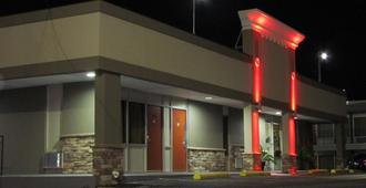 Red Carpet Inn - Augusta - Building